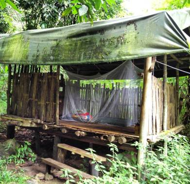 Accomodations in Lupa Masa